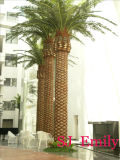 Artificial Date Palm Tree for Landscaping Decoration