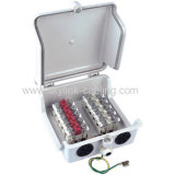 10 pairs Drop wire distribution box