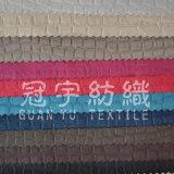 Embossed Short Pile Sofa Fabric for Household Textile