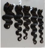 100% 5A Virgin Extension Brazilian Weaveing Human Hair