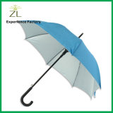 27′′*8K Auto Open Manul Close Two Folding Golf Umbrella