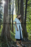 Fashion Latest Design White Women Coat