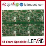 Green Solder Mask Circuit Board PCB Manufacturing for Industrial Control