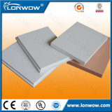 Home Design Acoustic Ceiling Fiber Glass Wool Ceiling Tiles