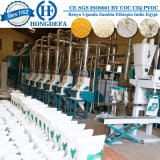 Maize Processing Machine for Making Flour Grits