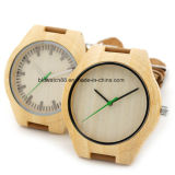 Hand Made Wooden Couple Watch Wood for Lovers Japan Movement