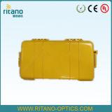 China Plastic Case Yellow OTDR Launch Cable Box