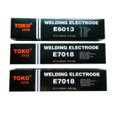 Non-Smoke Welding Rods Aws E7018 2.5 X 350mm