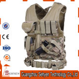 Army Tactical Combat Vest Airsoft Paintbal Protective Vest