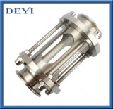 Stainless Steel DIN Sanitary Clamping Sight Glass