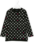 Wholesale Pretty Girl′s Polka-DOT T Shirt