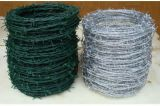 PVC Coated Barbed Wire for Security