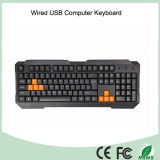 China Factory Buttom Price Cool Design Normal Wired Keyboard (KB-1688)