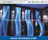 P10mm Flexible Curtain LED Display