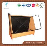 Display Rack (SR-HJ07) with Wooden Flip Flooring