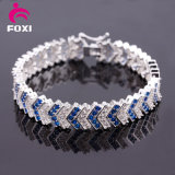 Fashionable Silver and Gold Plated Mens Watch Bracelets Jewelry