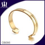 Stainless Steel Arrow Cuff Bracelet Ob095