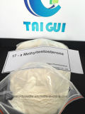 Raw 17A-Methyl-1-Testosterone Steroid Powder (CAS 65-04-3)