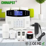 Newest Smart Home Burglar Wireles GSM Alarm System (PST-GA997CQN)