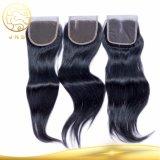 100% Unprocessed Peruvian Virgin Straight Hair Lace Closure