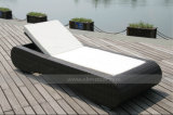 Mtc-400 Outdoor Garden Furniture Rattan Chaise Lounge Wicker Lounge