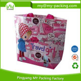 Recycled Custom Foldable Promotional PP BOPP Non Woven Tote Bag
