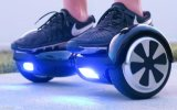 2 Wheel Smart Self Balancing Hover Board Electric Mobility Scooter