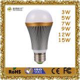5W Aluminum LED Lighting with E27 B22