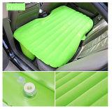 Fashion Green Folding Car Bed Portable Air Mattress