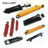 Custimized Double Acting Bucket Cylinder Hydraulic Cylinder for Excavator