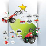 China Cheap Price Two Wheel Tractor Power Weeder (HYT01)