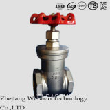 Threaded Stainess Steel Gate Valve