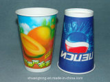 16oz Paper Cup (Cold/Hot Cup) Drinking Coffee Cups, Cold Drink Cups