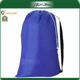 Nylon Strong Single Strip Laundry Day Drawcords Bag