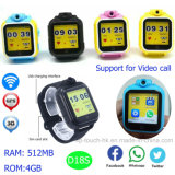 4G Memory GPS Watch Tracker with Camera and WiFi D18s