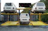 Pjs Simple Lifting Parking Equipment Parking System