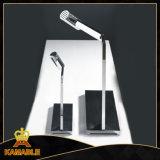 Popular Mirror Surface Stainless Steel Table Lamp (KAT6065)