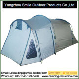 2 Room 4 Persons Extra Large Outdoor Family Camping Tent