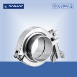 Tri Clamps with PTFE Gasket