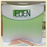 Curved Exhibition Tension Fabric Back Wall Stand