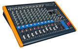 12 Channels Professional Audio Audio Mixer with USB RM12