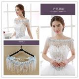 Bridal Wedding Jewelry Shawl Rhinestone Crystal Shoulder Chain Necklace Accessories