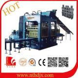 Automatic Hollow Soil Cement Brick Making Machine (QT10-15)