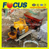 Jbt30 Portable Diesel Concrete Mixing Pump for Pumpcrete Use