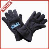 Unisex Promotional Double Layer Polar Fleece Glove