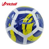 Customized Machine Sewing Promotional PVC Soccer Balls