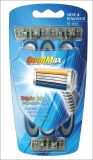 Professional Twin Blade Stainless Steel Re-Usable Razor