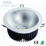 LED Light Dimmable Recessed 220V Round 8 Inch LED Downlight 50W