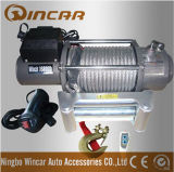 16800lbs Wire Rope Electric Winch 12V and 24V