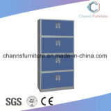 Competitive Price Blue Color Office Furniture Metal File Cabinet